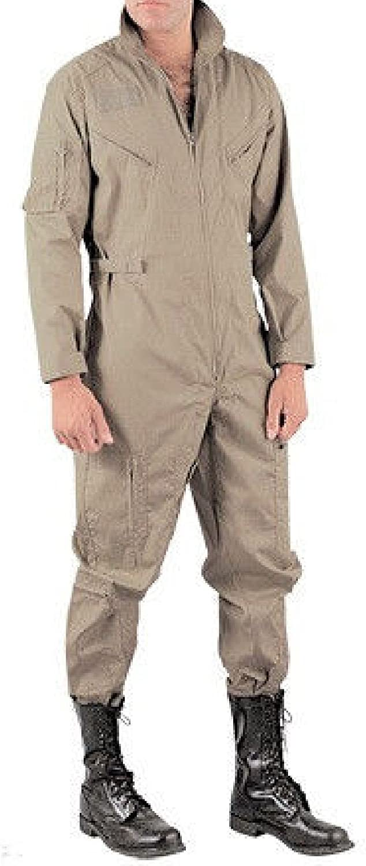 Amazon.com: Militar traje de piloto fuerza aérea mecánico ...