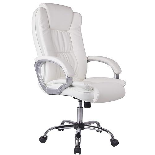 VS Venta Stock Chaise De Bureau Confort 2 Elevable Et Fauteuil Inclinable En Simili Cuir