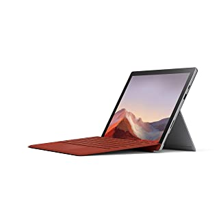 "Microsoft Surface Pro 7 – 12.3"" Touch-Screen - 10th Gen Intel Core i7 - 16GB Memory - 256GB SSD (Latest Model) – Platinum"