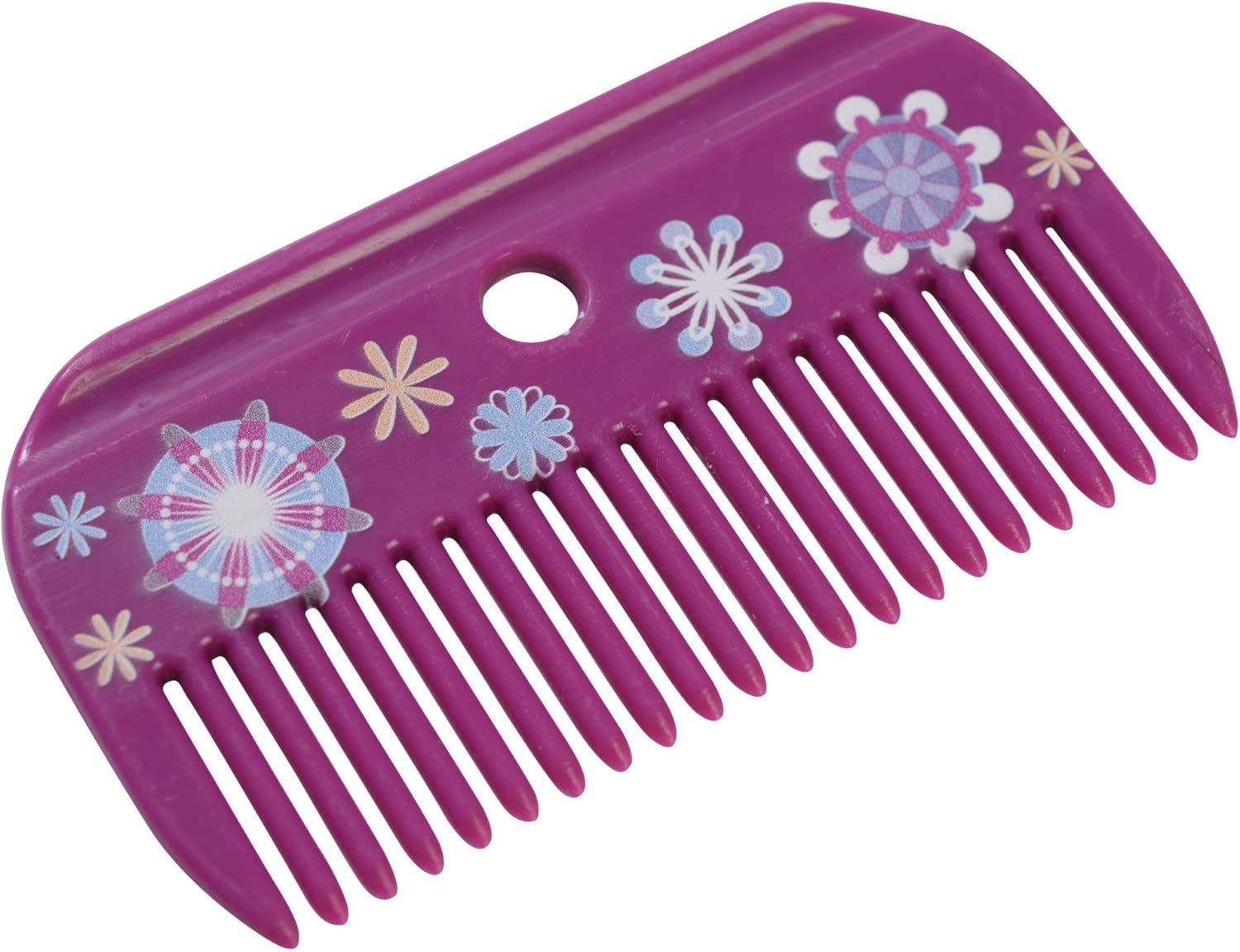 Roma Pattern Curry Comb