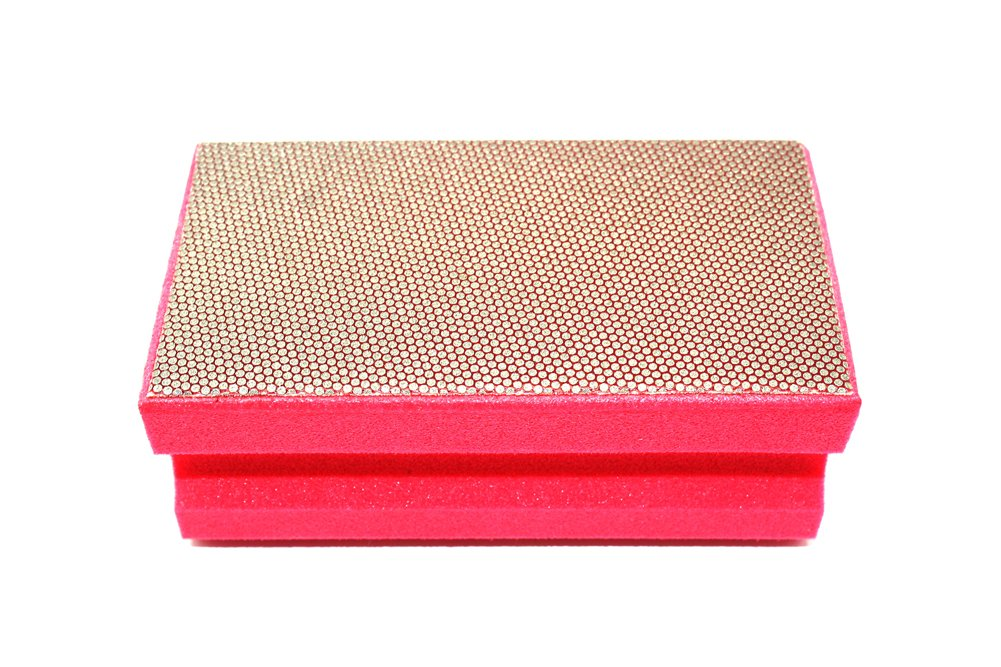 Diamond Hand Pad 200Grit For Grinding Polishing Insung Diamond