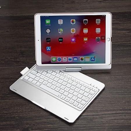 Cly Teclado Teclados F102AS for el iPad de 10,2 Pulgadas ...