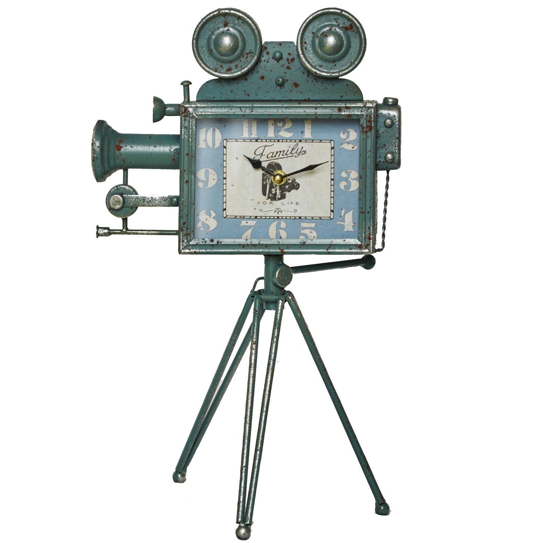 Linterna proyector Triangular Estilo Clásico vertical reloj ...