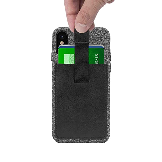 sports shoes b441d d4497 Amazon.com: Blackweb Wallet Card Case for iPhone X Leather Case with ...