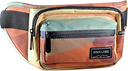 I Hate Being Late But Im So Good At It Waist Bag Fanny Pack Adjustable For Run