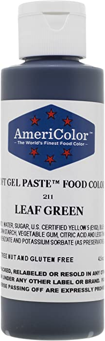 Top 10 Ameri Color Food Gel