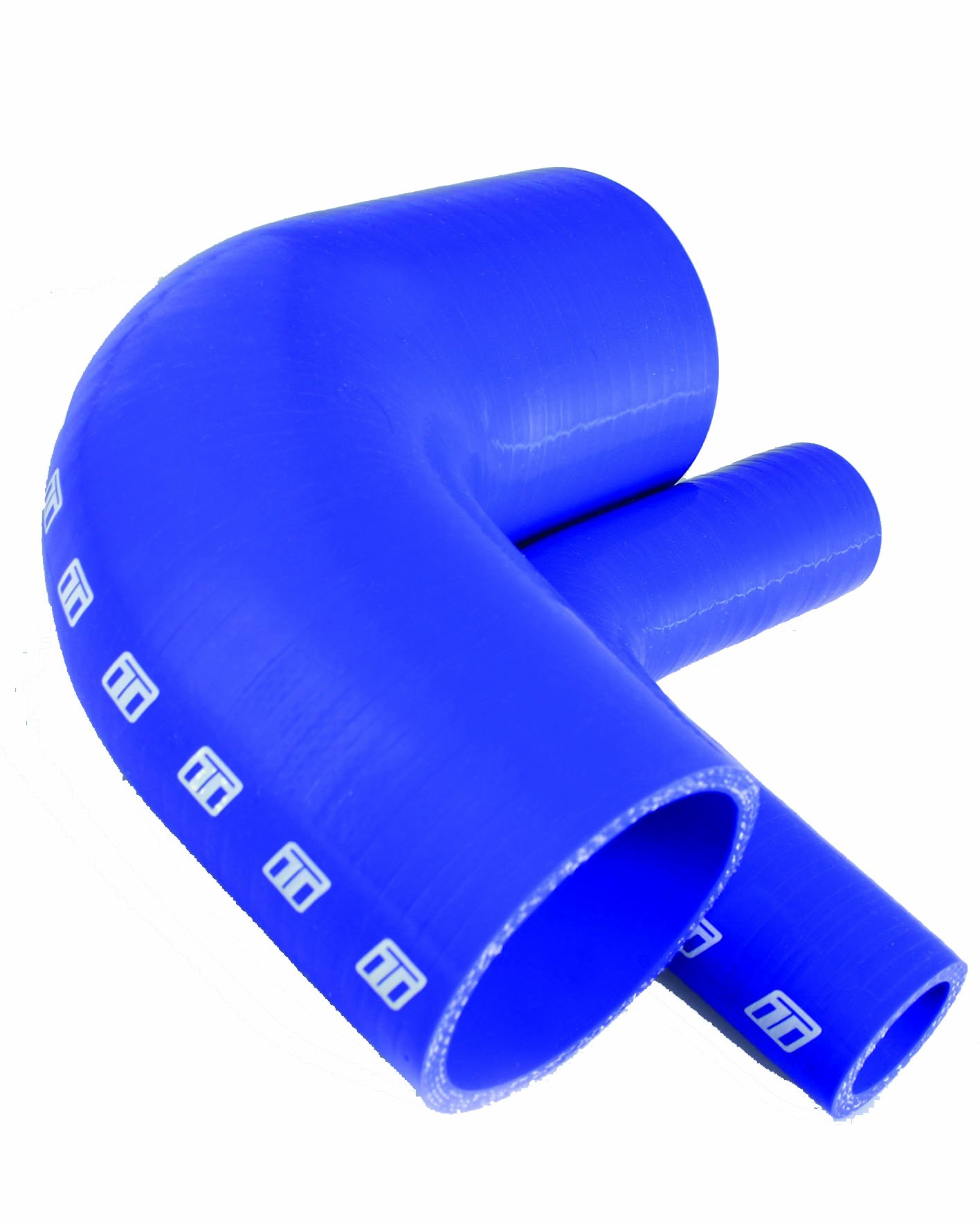 Turbosmart TS-HE90175-BE 1.75'' 90 Degree Elbow Silicone Hose