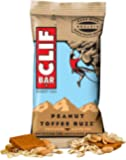 CLIF ENERGY BAR 24 Count, MLNFYnD Peanut Toffee Buzz
