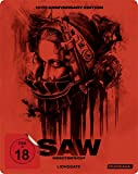 SAW - 10th Anniversary - Steelbook [Blu-ray] [Director's Cut]