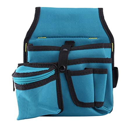 f1cf7bfbab7f Multifunctional Electrician Waist Pack Belt Oxford cloth Waist-mounted Tool  Bags
