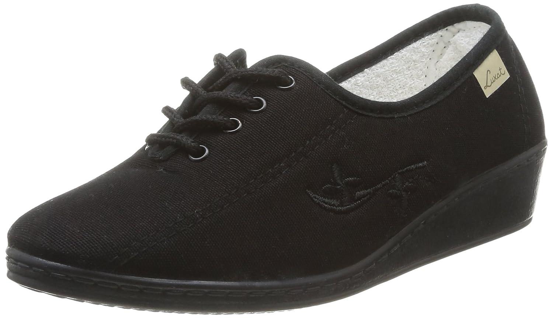 Luxat Bego, Chaussures femme de ville Noir femme Chaussures Noir (Noir) fb65957 - boatplans.space