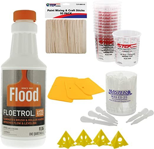 U S Art Supply 1 Quart Floetrol Additive Pouring Supply Paint