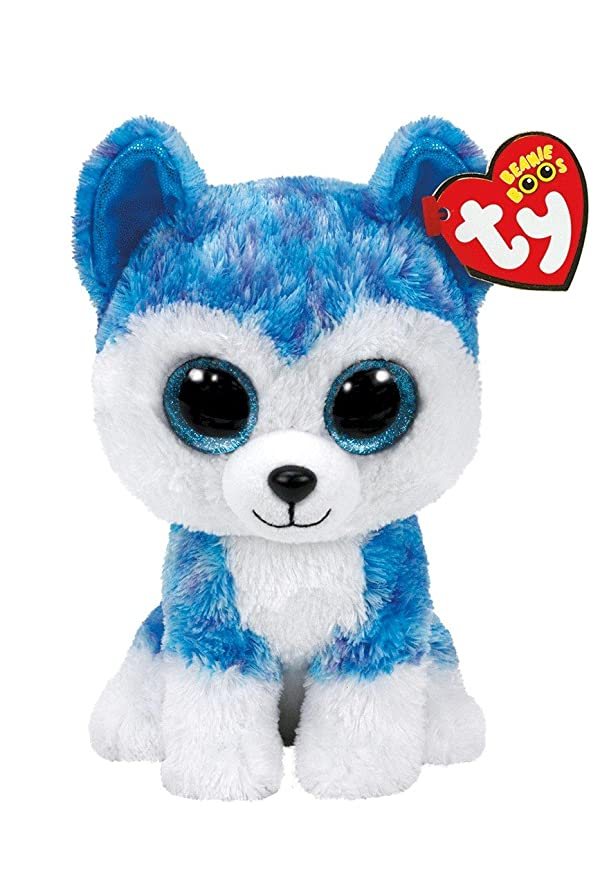 Ty Beanie Boos Skylar - Husky (Justice Exclusive)  Toys   Games.  89.99.  amazon.com 472bf8bc0cac