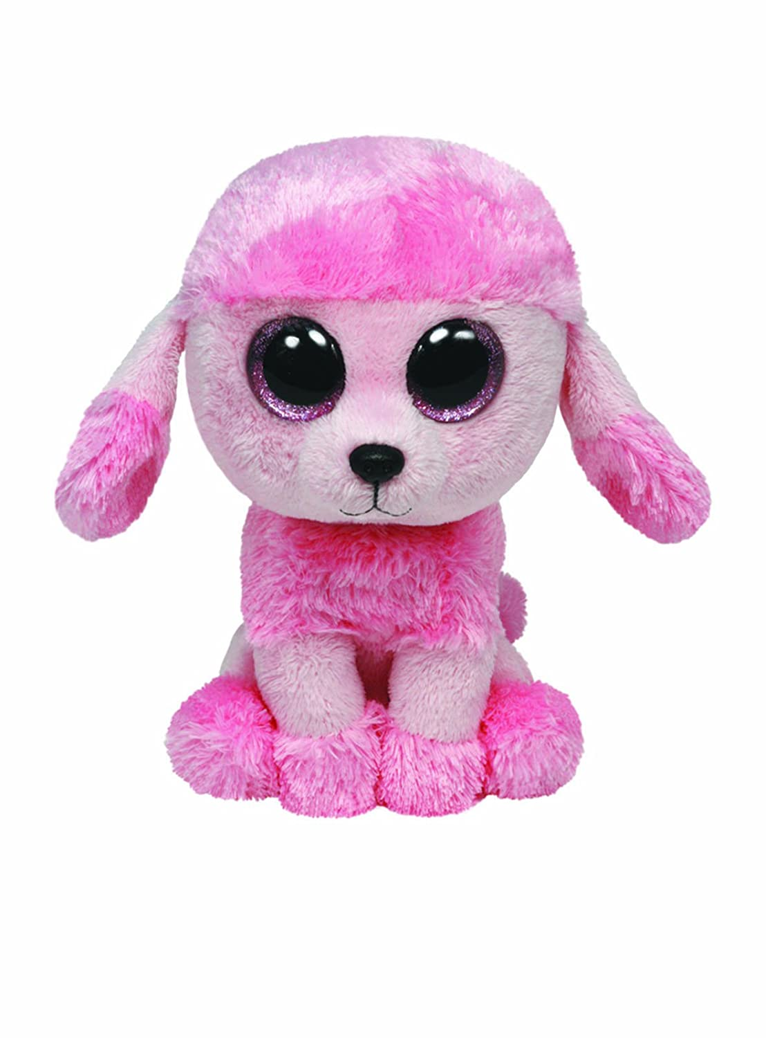 ad72ad9bb86 Amazon.com  Ty Beanie Boos - Princess the Poodle  Toys   Games