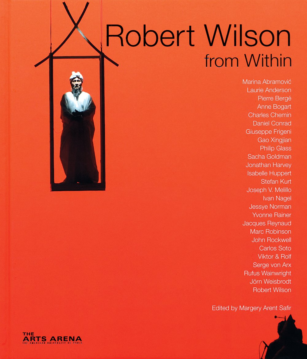 Robert Wilson from Within: Catalogue Raisonné ebook