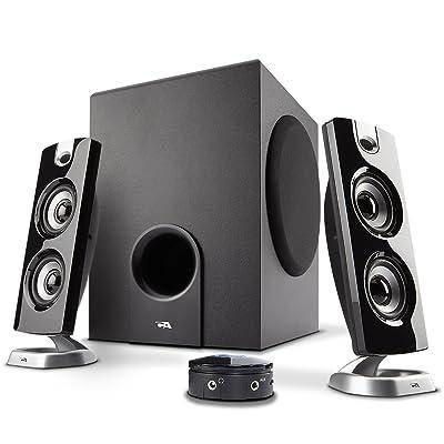 Cyber Acoustics CA-3602FFP 2.1 Speaker Sound System