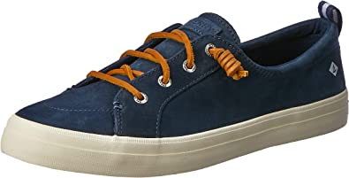 Crest Vibe Washable Leather Sneaker