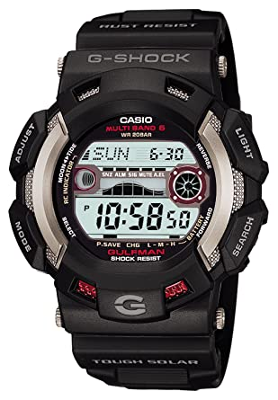 3ed47689d9c CASIO G-SHOCK GULFMAN Tough Solar Radio Controlled MULTIBAND6 GW-9110-1JF (