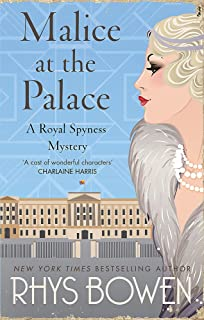 Heirs and graces her royal spyness amazon rhys bowen malice at the palace her royal spyness fandeluxe Choice Image