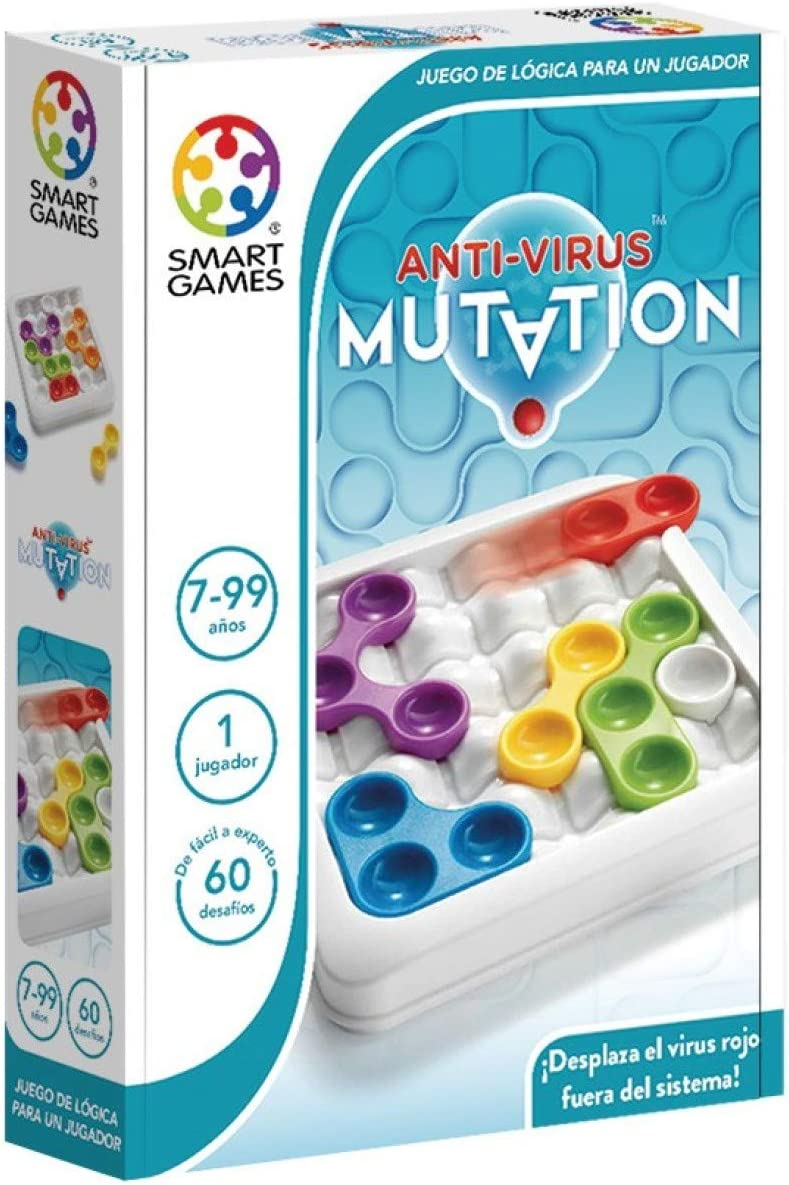 Smart Games - Anti-Virus Mutation: Amazon.es: Juguetes y juegos