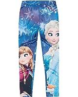 Disney La Reine des neiges Fille Leggings 2016 Collection - bleu
