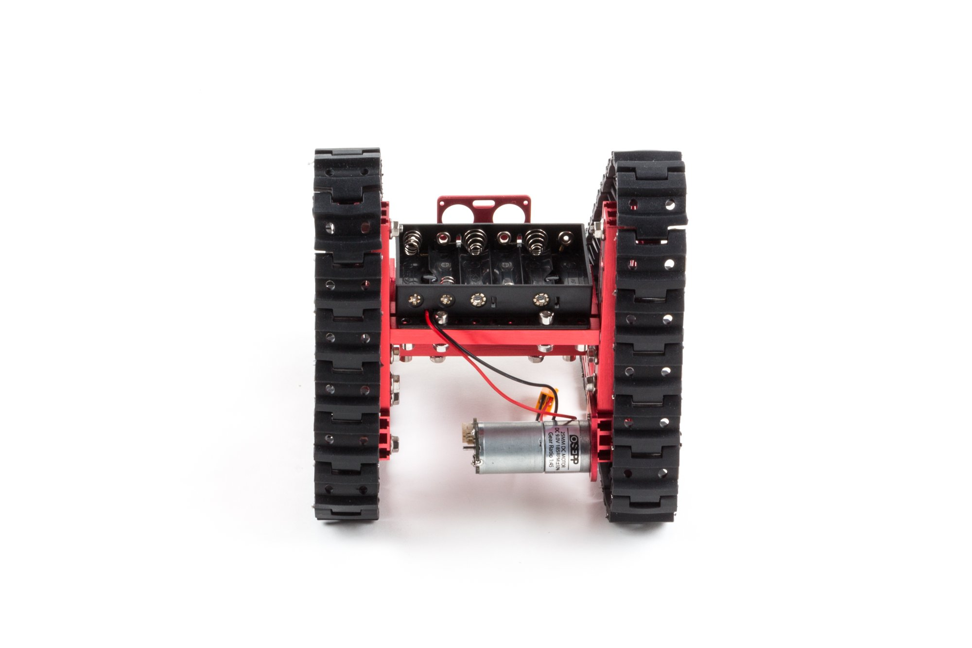 OSEPP Triangular Tank Robotic Mechanical Kit by OSEPP (Image #2)