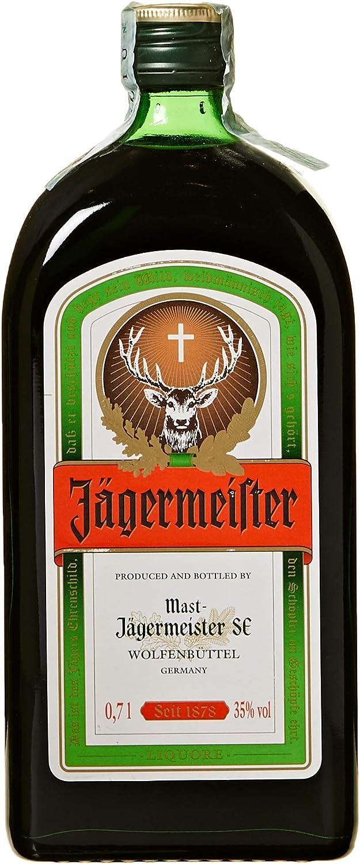 jägermeister liquore amaro 35%, 700ml 105015.5