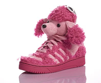 Adidas Unisex Sneakers Jeremy Scott Poodle Modell : Q23499