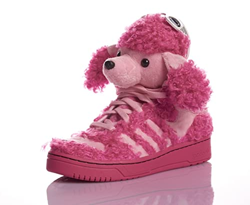 finest selection 09c22 bb875 Adidas Jeremy Scott JS Poodle LTD Sneaker pink, EU Shoe Size EUR 44.5