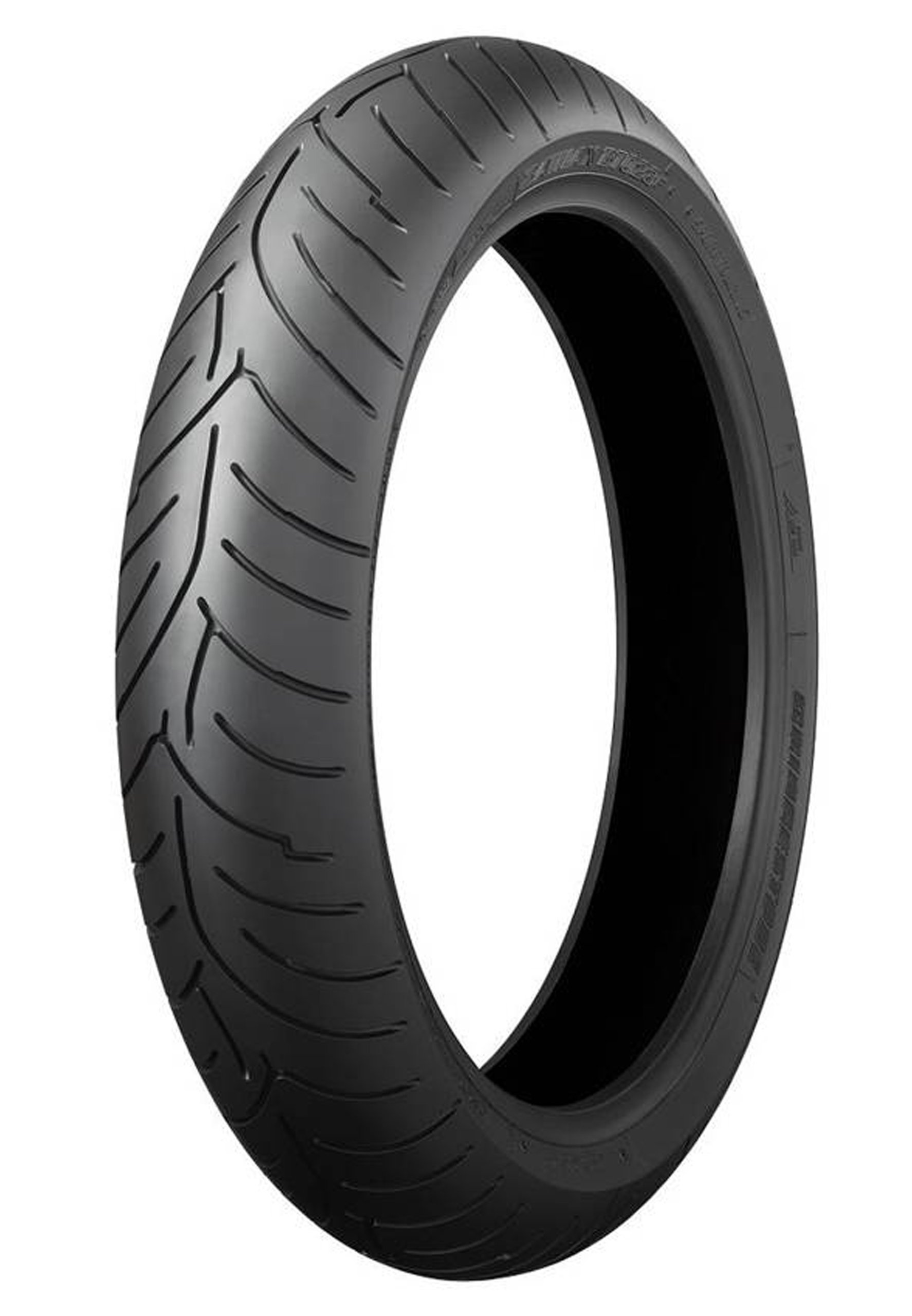 Bridgestone BATTLAX BT-023 Sport/Touring Front Motorcycle Tire 120/70-17 by Bridgestone (Image #1)
