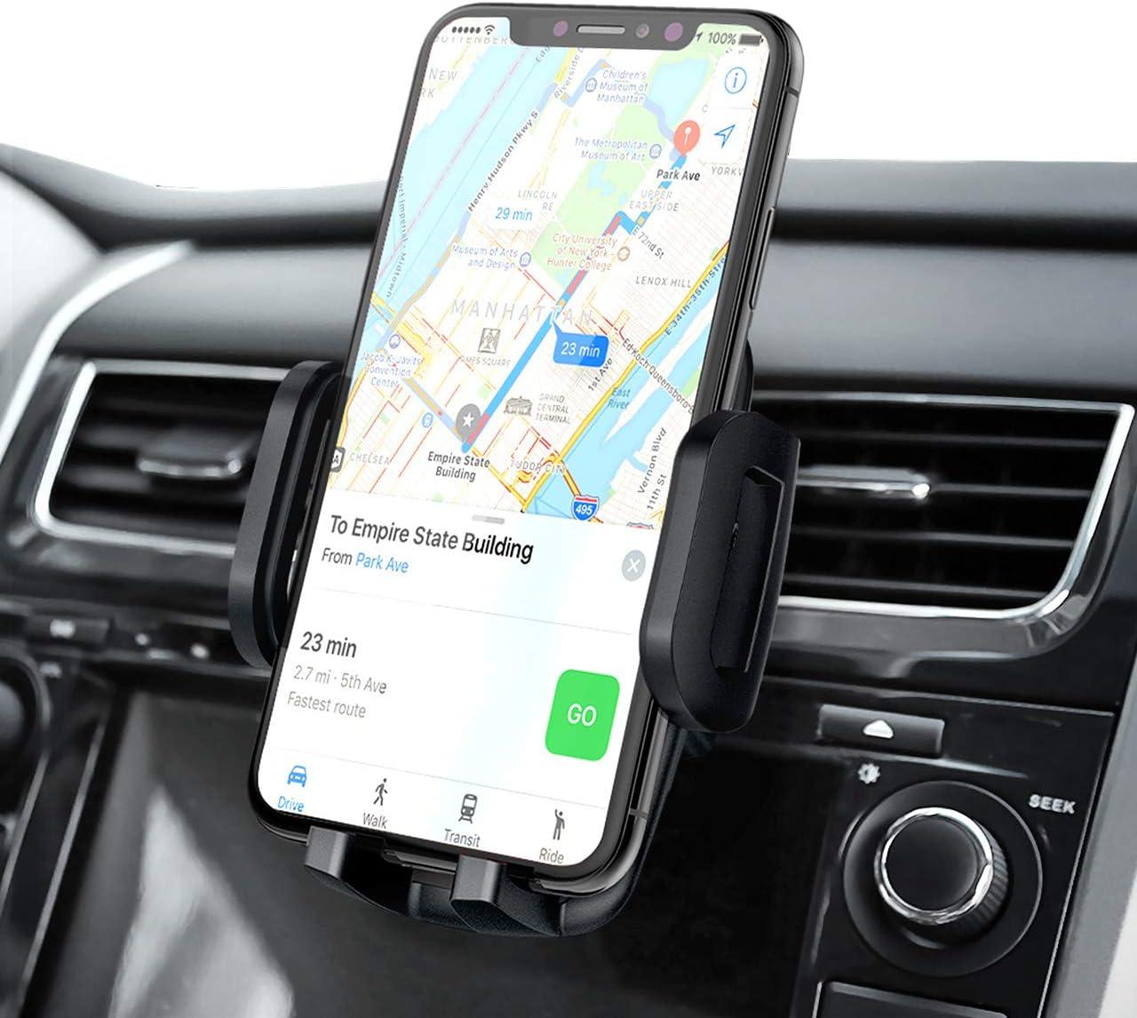 Mpow Handyhalterung Auto Handyhalter Fürs Auto Lüftung Elektronik