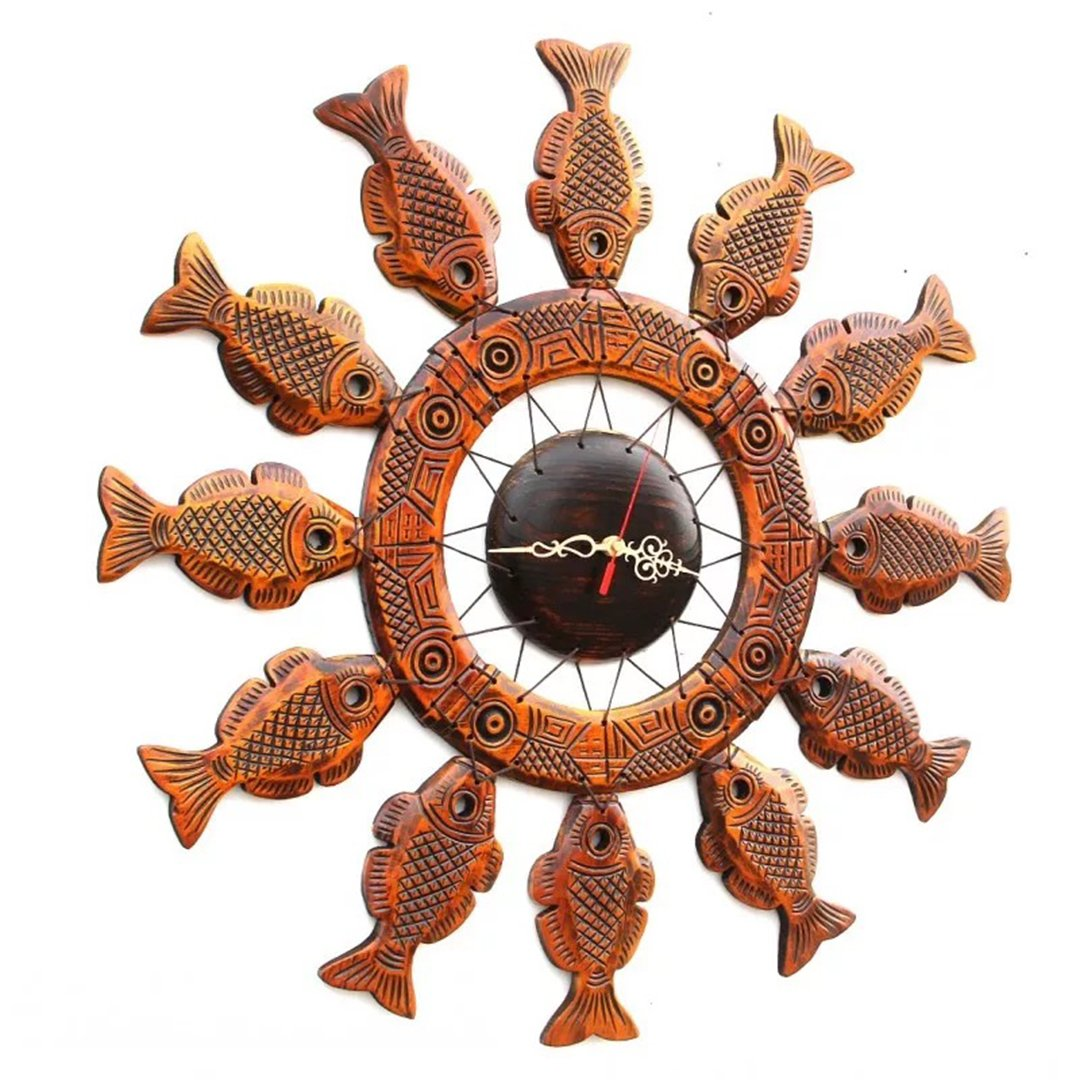 リビングルームミュートの壁時計ファッションミュート 創造的な装飾的な壁時計 SFANY B07DDF5R2K