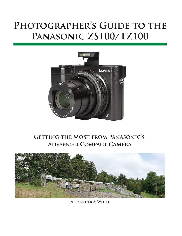 ** Imprimé ** Panasonic Lumix TZ100 TZ80 guide de l/'utilisateur Manuel d/'instruction couleur