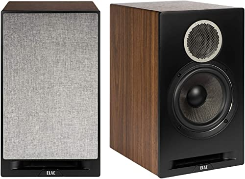 Elac – Debut Reference DBR62 Black Walnut