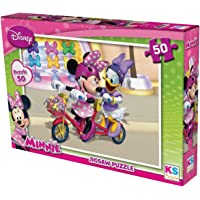 Minnie Puzzle 50 Parça