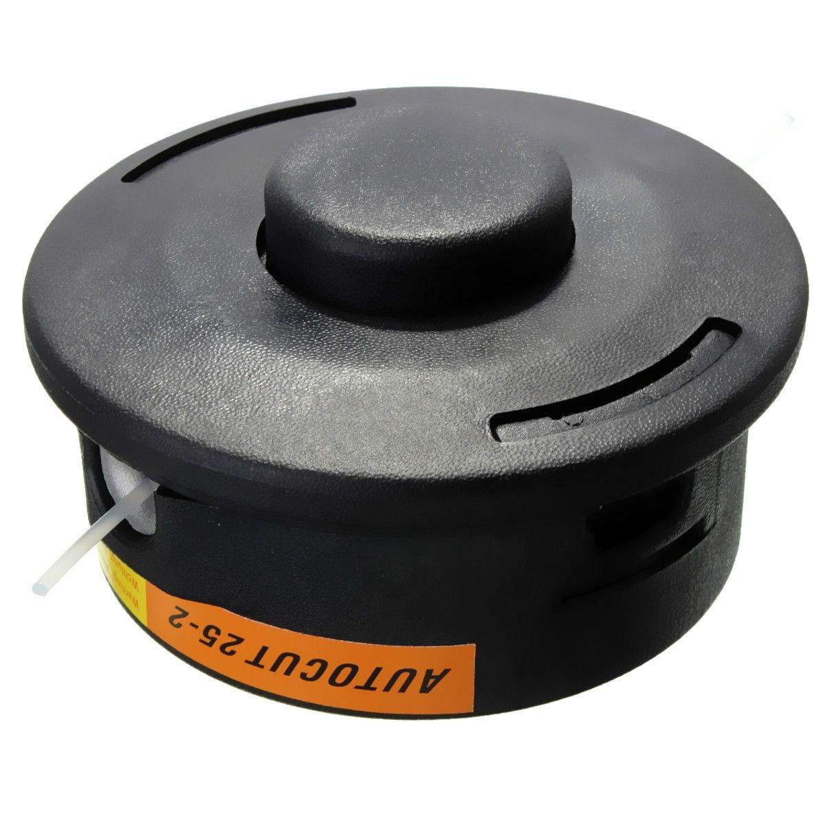 Recortador - SODIAL(R)Cabezas de avance de Bump de hilo de ...