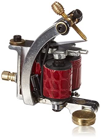 Amazon.com: Triple Coil TATTOO Machine Cast Iron Liner Shader H7: Beauty