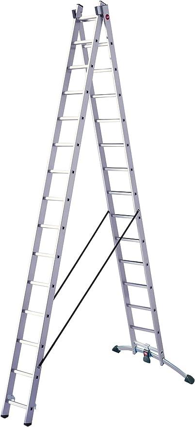 Hailo 9415-501 Escalera multifunción: Amazon.es: Hogar