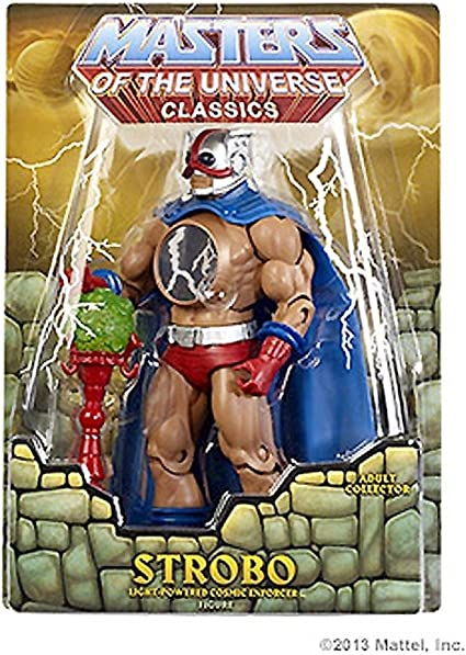 Masters of the Universe Classics Geldor New in stock