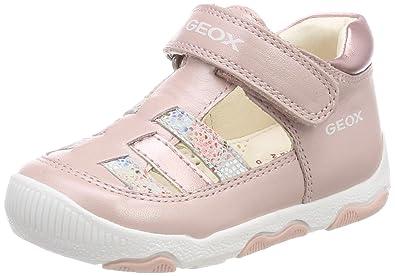 466281ddd1954 Geox New BALU Girl 8 Sandal, Old Rose, 24 M EU Toddler (8