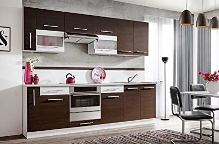 NEU Komplette Küche HIT verschiedene Farbkombinationen ...