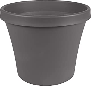 "product image for Bloem TR0883 Terra Pot Planter 8"" Pebble Stone"
