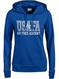 588827e264bc Champion NCAA Womens NCAA Women s Comfy Fitted Sweatshirt University Fleece  Hoodie