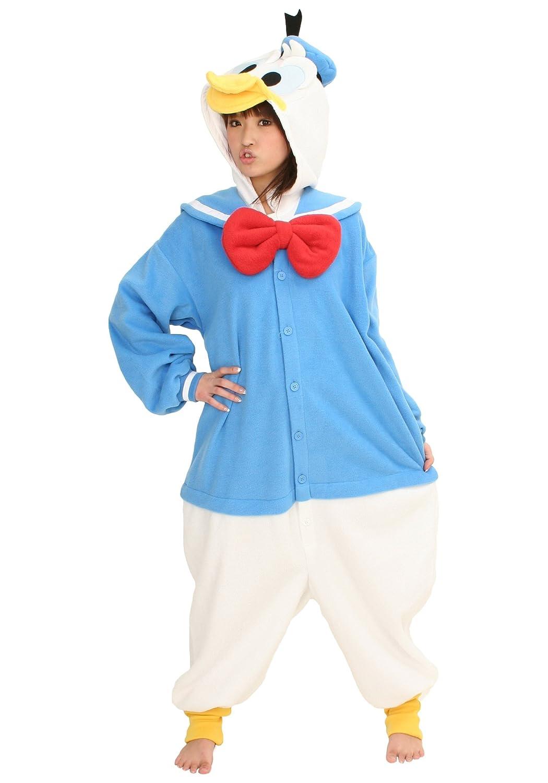 DISNEY 2- Japanische Pyjamas-Pluto- Kostüm für Erwachsene (Donald Duck)