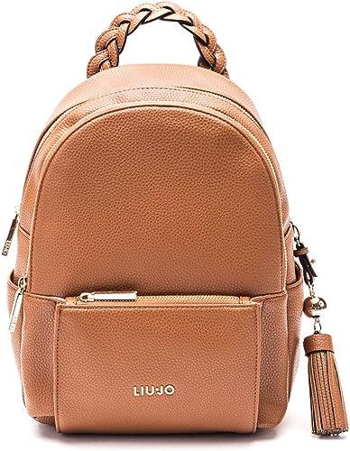 Centrar gramática definido  Liu.jo - 81154 backpack bag bran N19264E0086: MainApps: Amazon.it: Scarpe e  borse