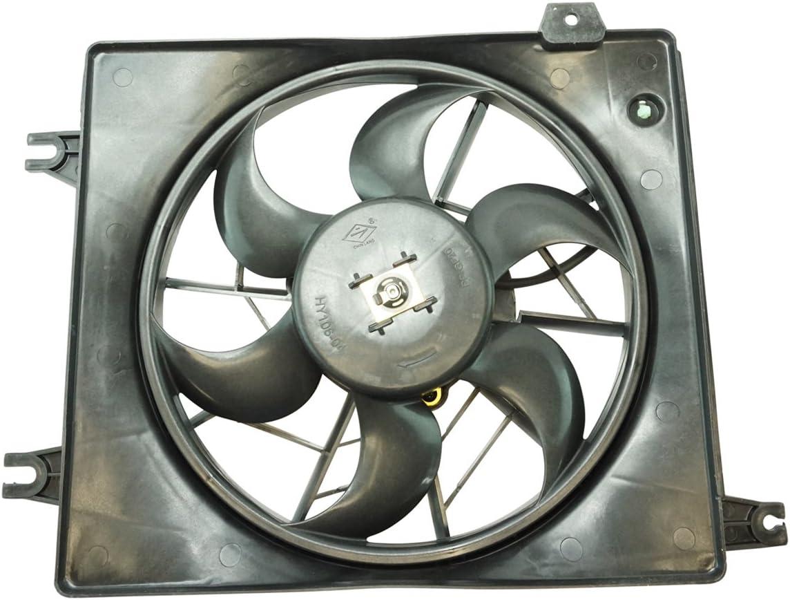 AC Condenser Fan Assembly For Hyundai Fits Elantra Tiburon HY3113102