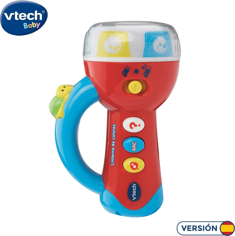 VTech-Proyector de Colores (3480-185922): Amazon.es: Juguetes y juegos