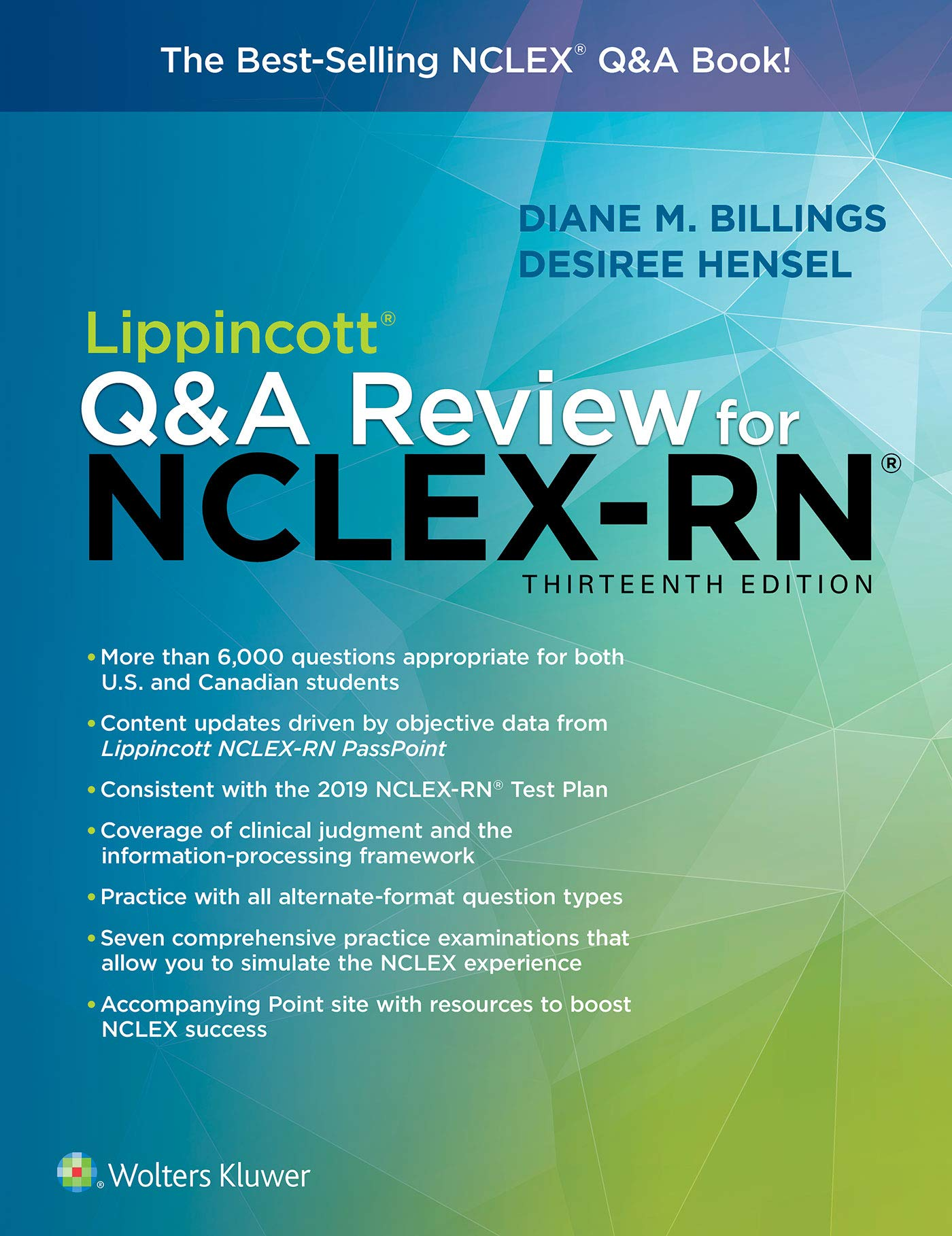 Lippincott Q&A Review for NCLEX-RN (Lippincott's Review For NCLEX-RN) by LWW