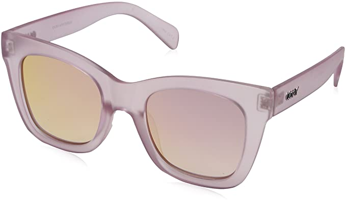 Quay Australia After Hours Gafas de Sol, Morado Pink, 145 ...