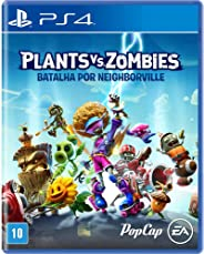 Plants Vs Zombies: Batalha Por Neighborville - PlayStation 4